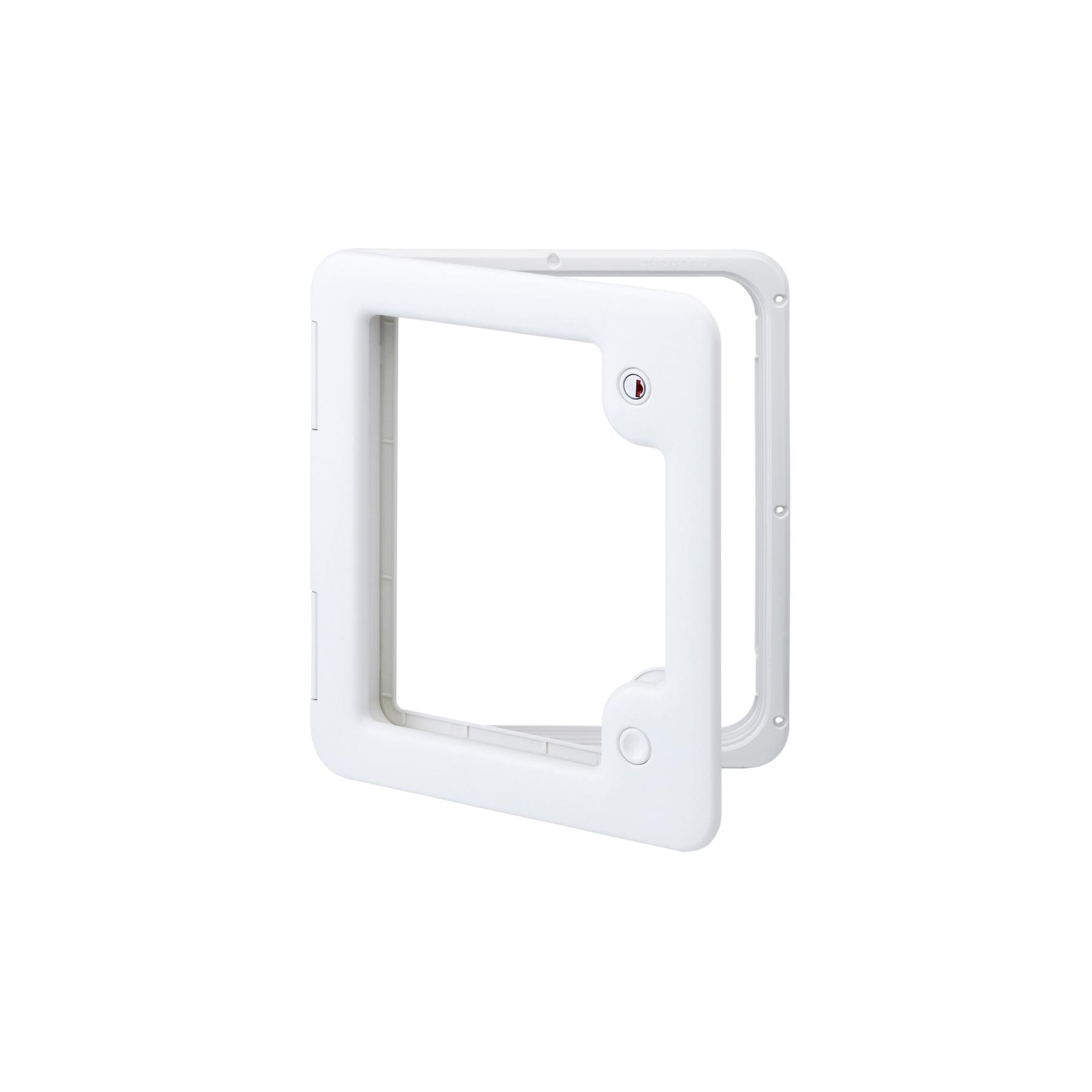 SERVICE DOOR 3 – LIGHT GREY/WHITE