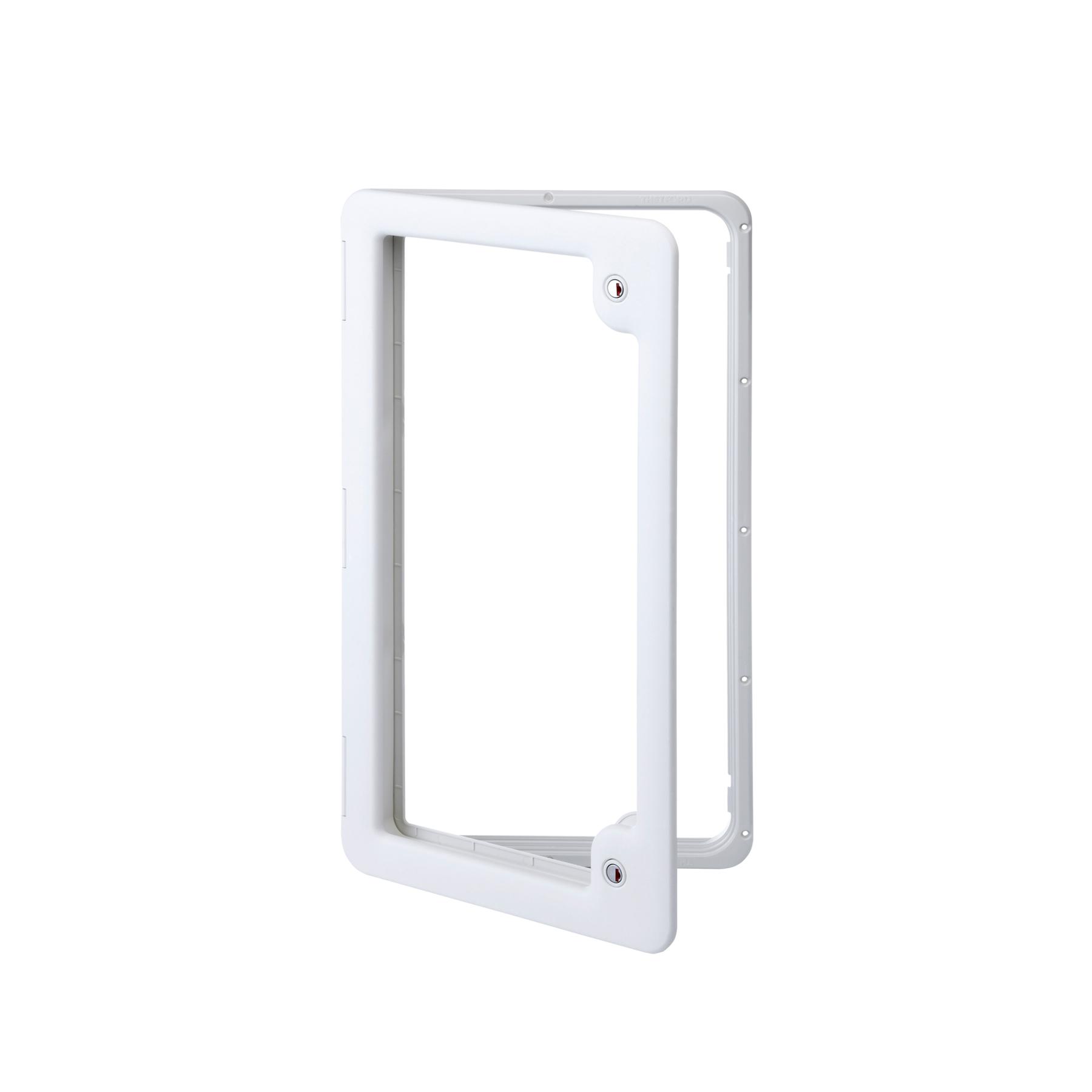 SERVICE DOOR 4 – LIGHT GREY/WHITE