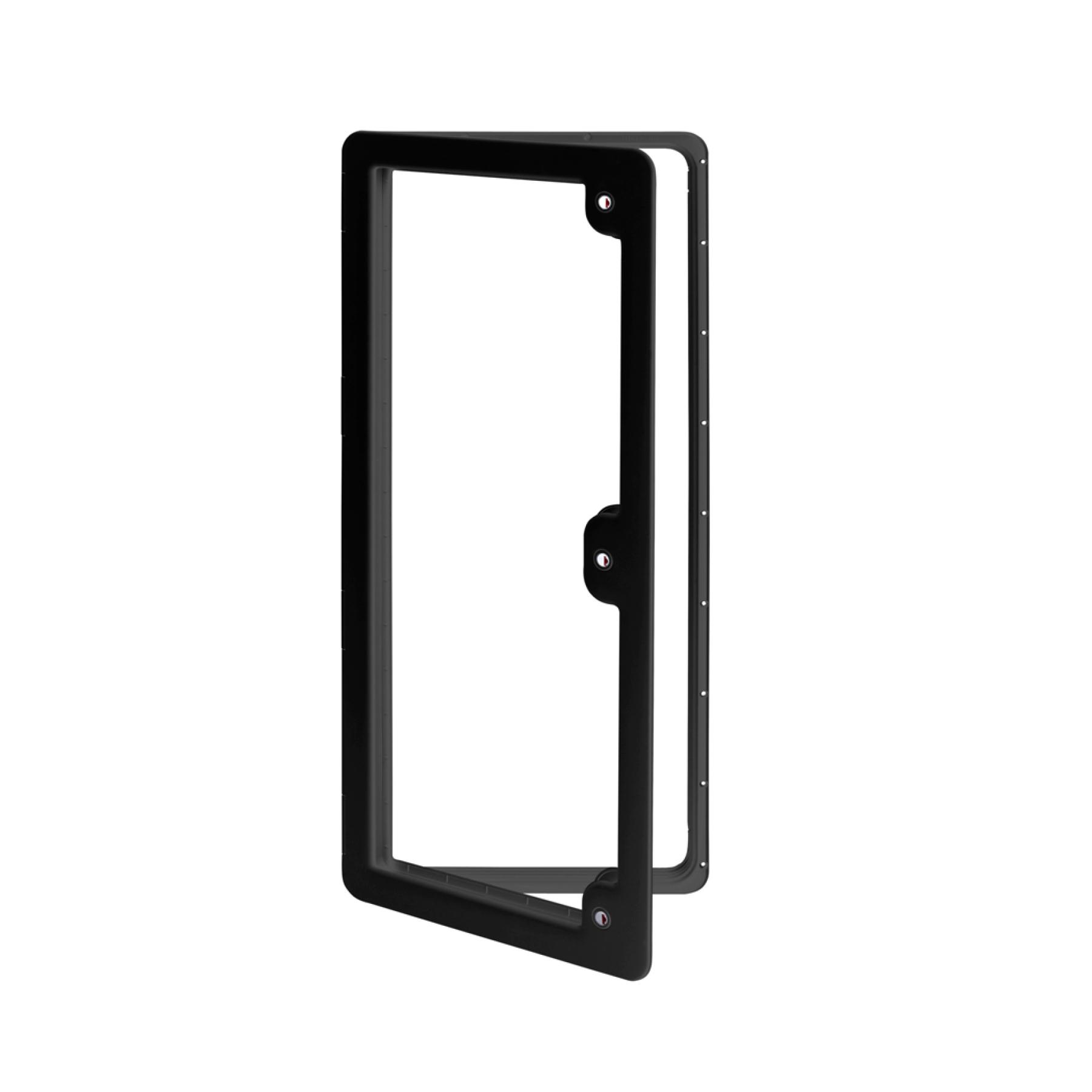 SERVICE DOOR 6 – BLACK