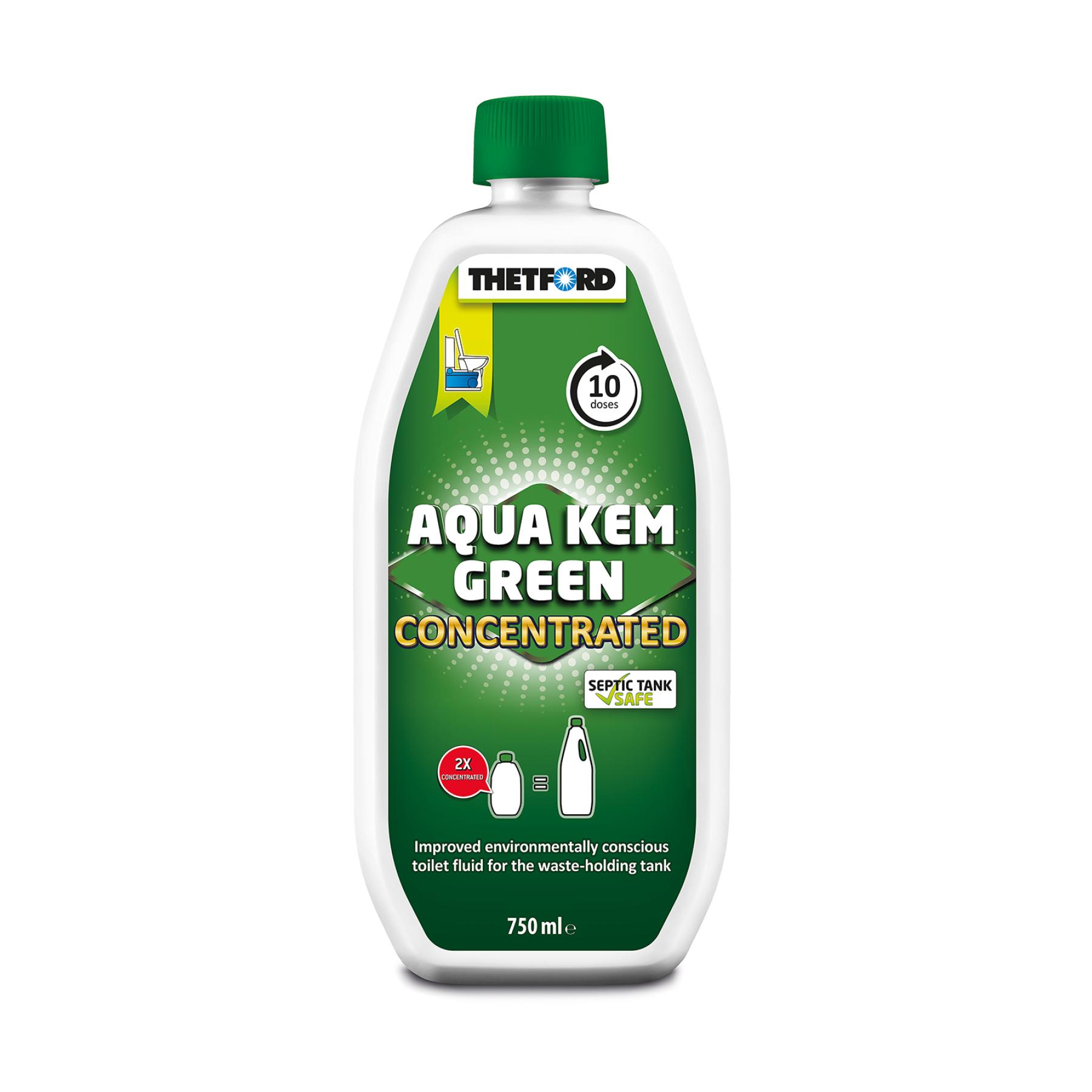 AQUA KEM GREEN CONCENTRATED – 750ml