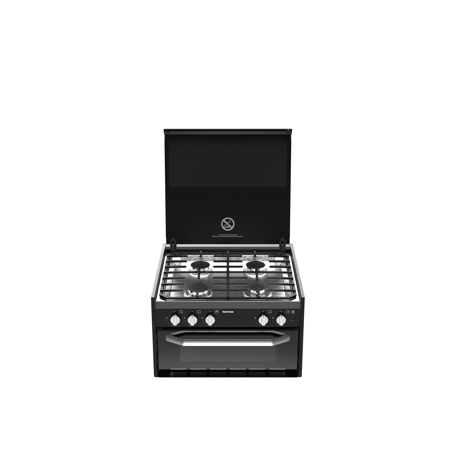K1540 GAS ONLY COOKER